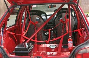 106 Track car