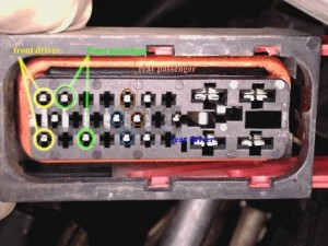 MK1 106 ABS Plug