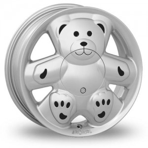 106 GTi bear alloy wheels